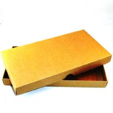 DL Brown Kraft Invitation Boxes For Handmade Cards